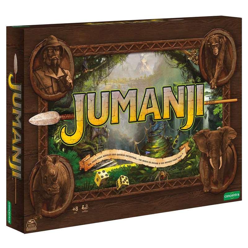 Jogos Concentra - Jumanji