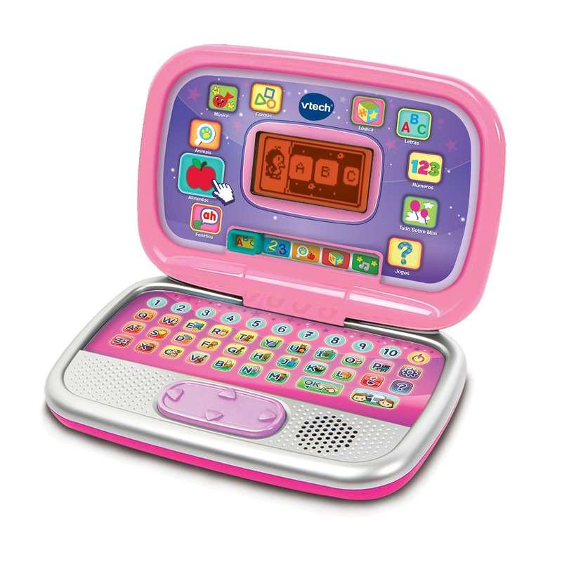 Vtech - Laptop Educativo Rosa