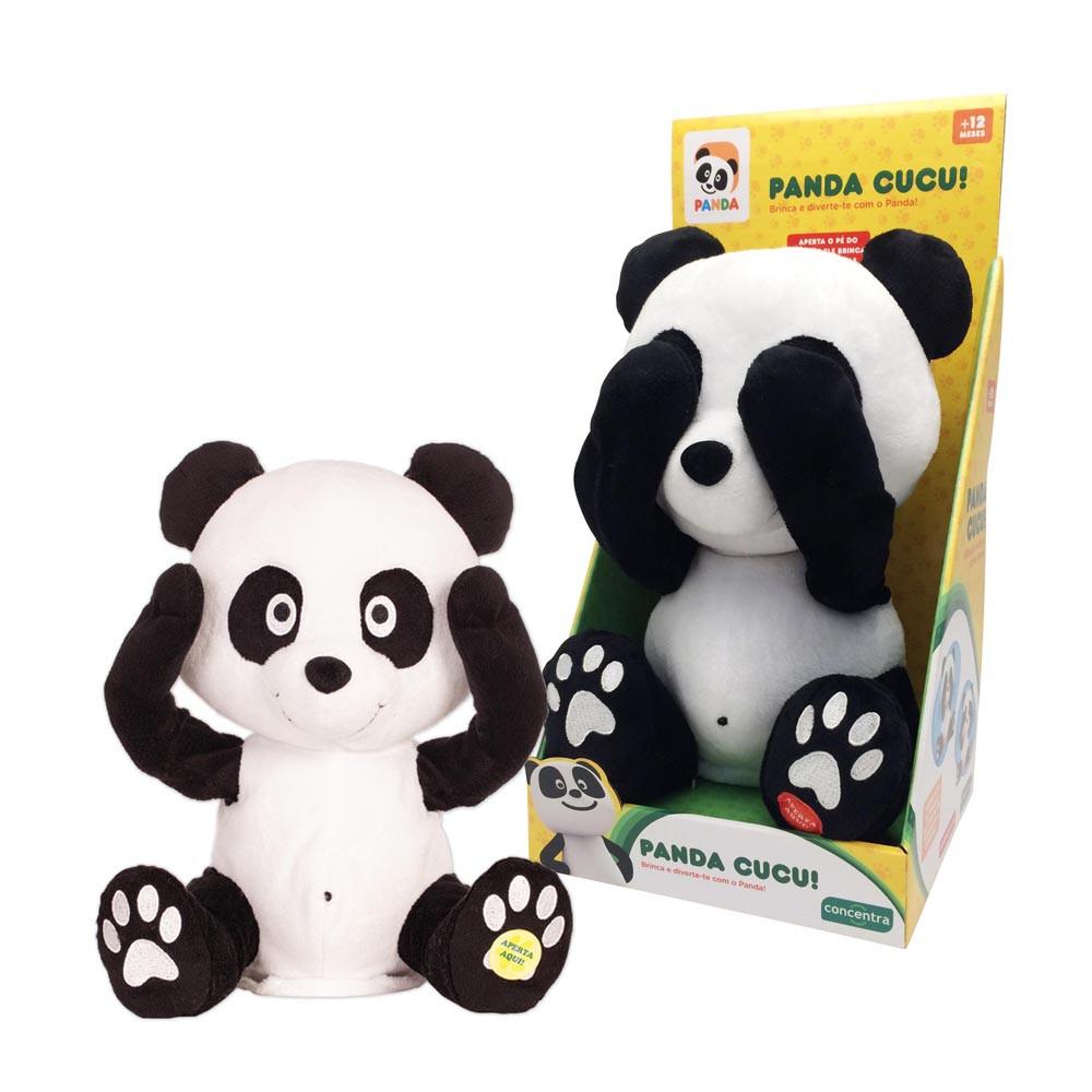 Panda - Peluche Cucú!