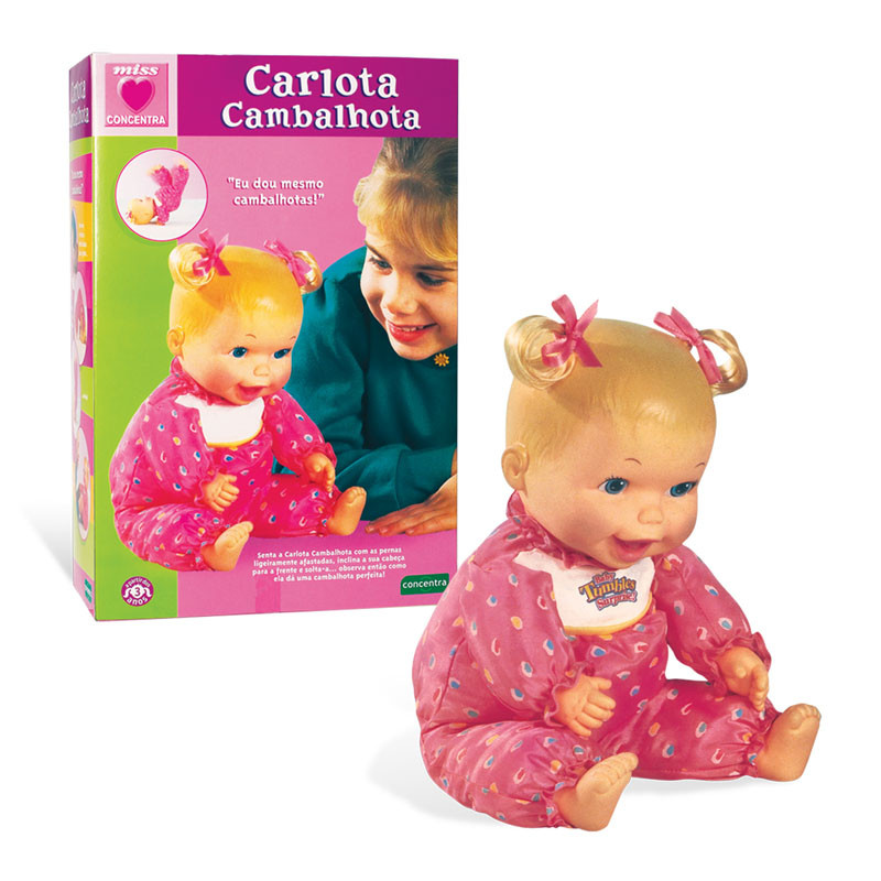 Miss Concentra Carlota Cambalhota