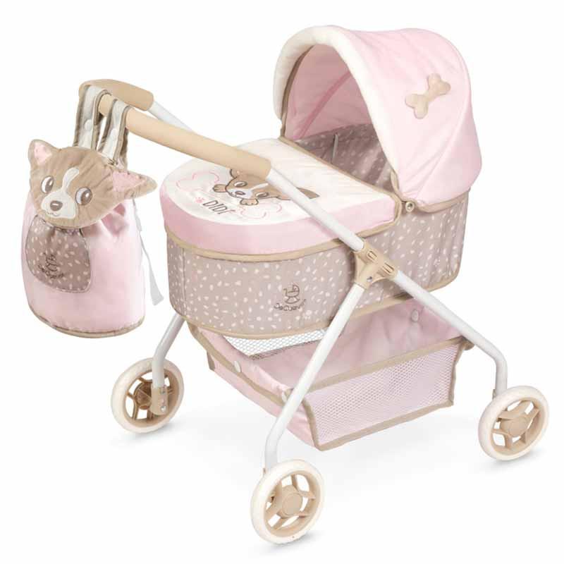 O meu primeiro carrinho de bebé Didi