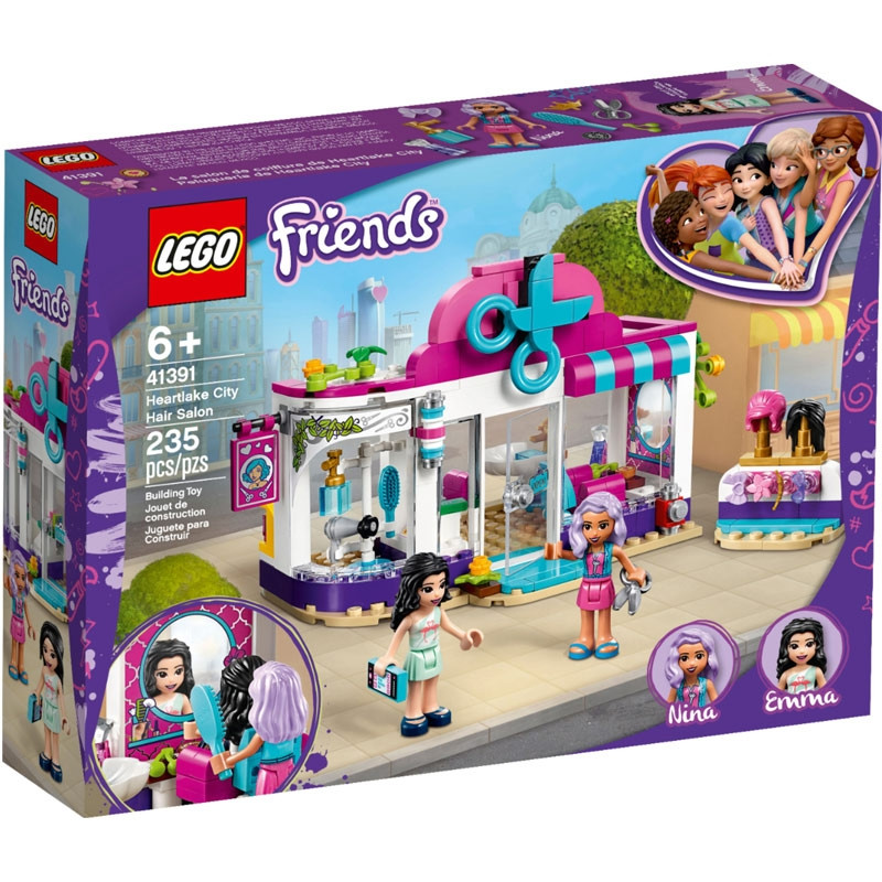 Lego Friends Cabeleireira de Heartlake city
