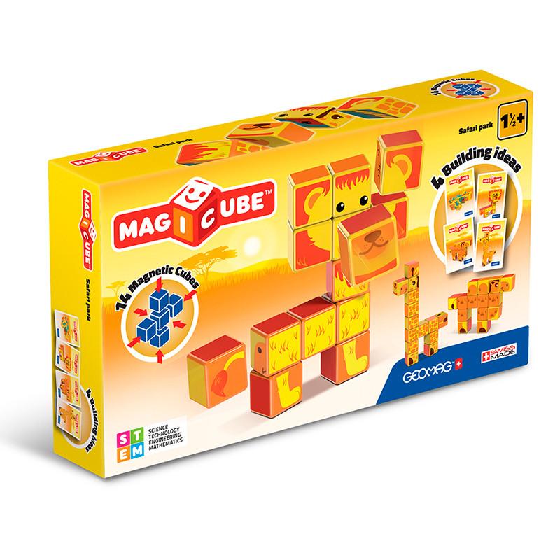 Geomag Magic Cube Safari Park