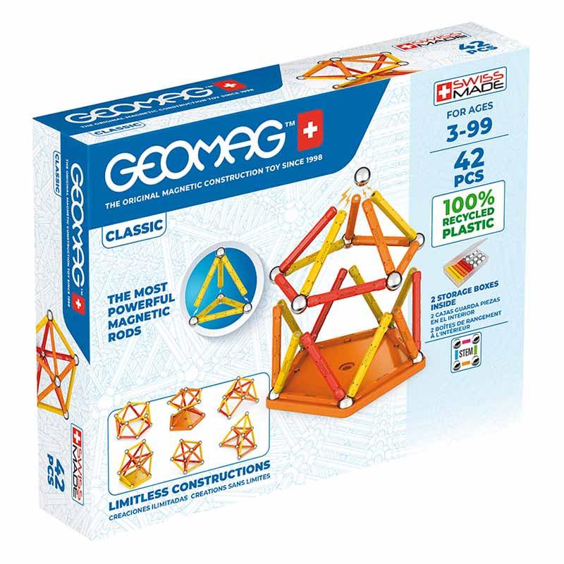 Geomag Green 42 peças