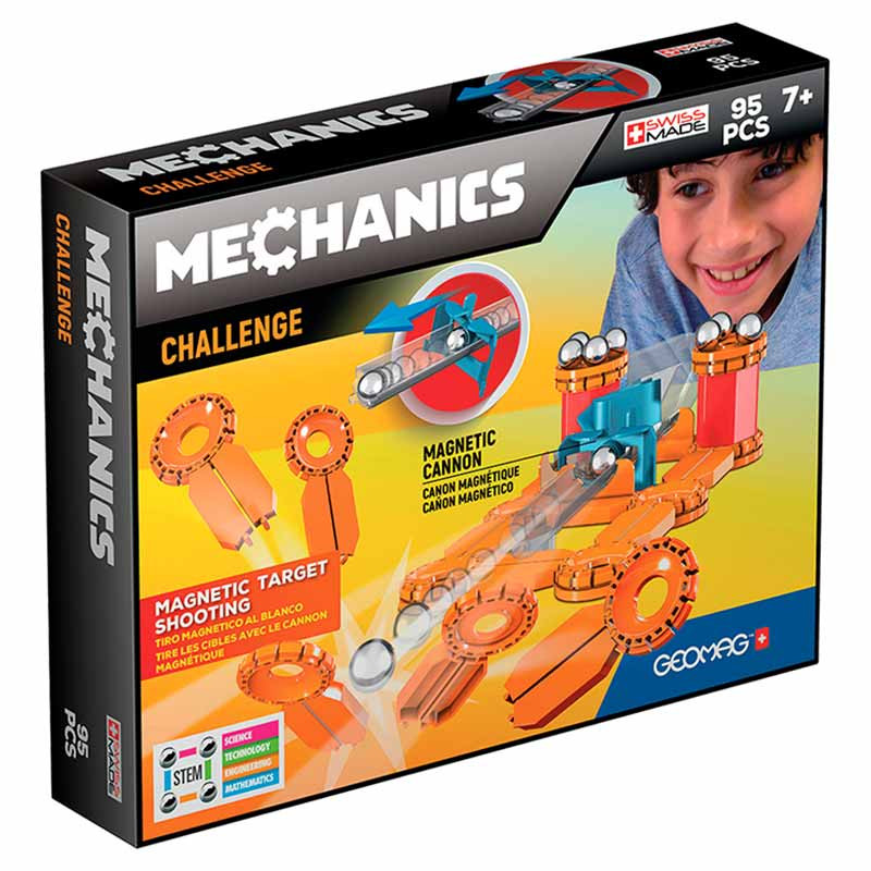 Geomag Mechanics Challenge 95 peças