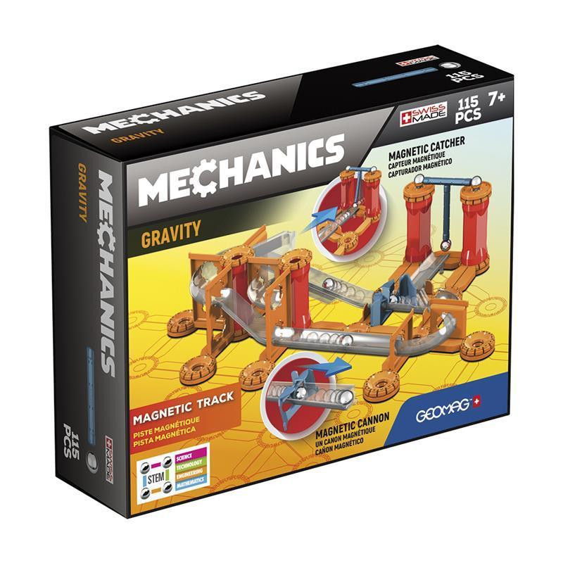 Geomag Mechanics Gravity Race Track 115 peças