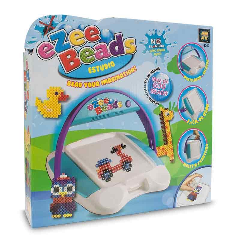 Ezze Beads Estúdio com Ventilador
