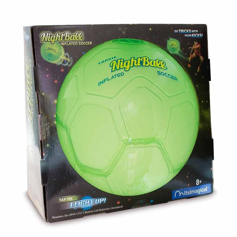 Bola de futebol Nightball