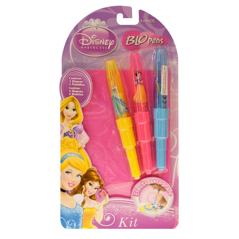 Disney princess blopens