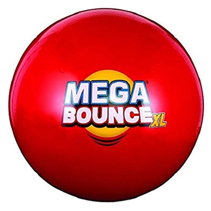 Mega Bounce XL bola insuflável vermelho