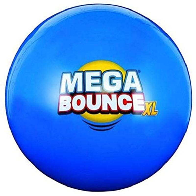 Mega Bounce XL bola insuflável azul