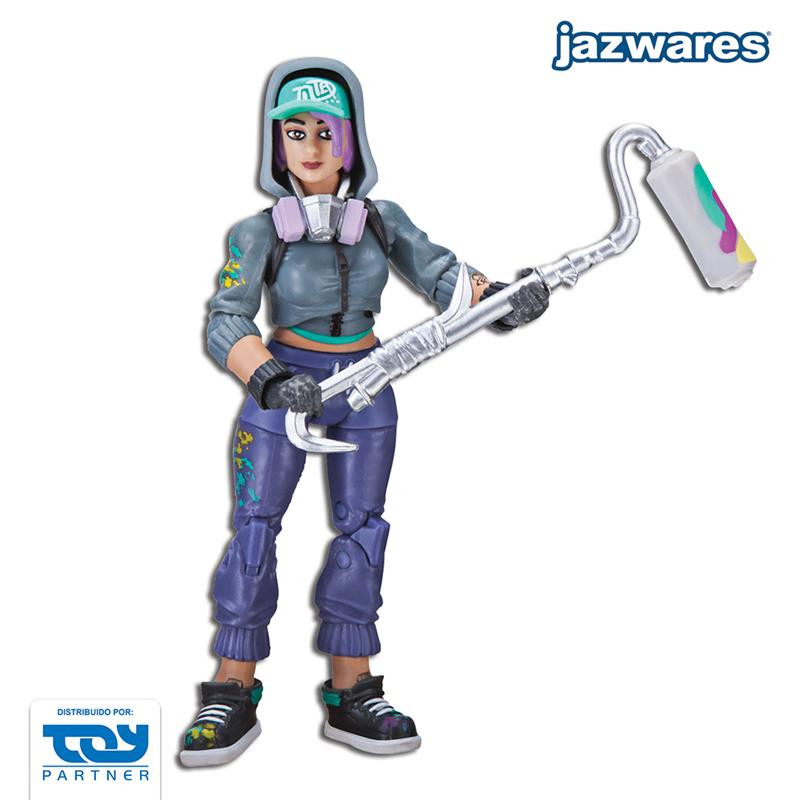 Fortnite Pack Figura Teknique