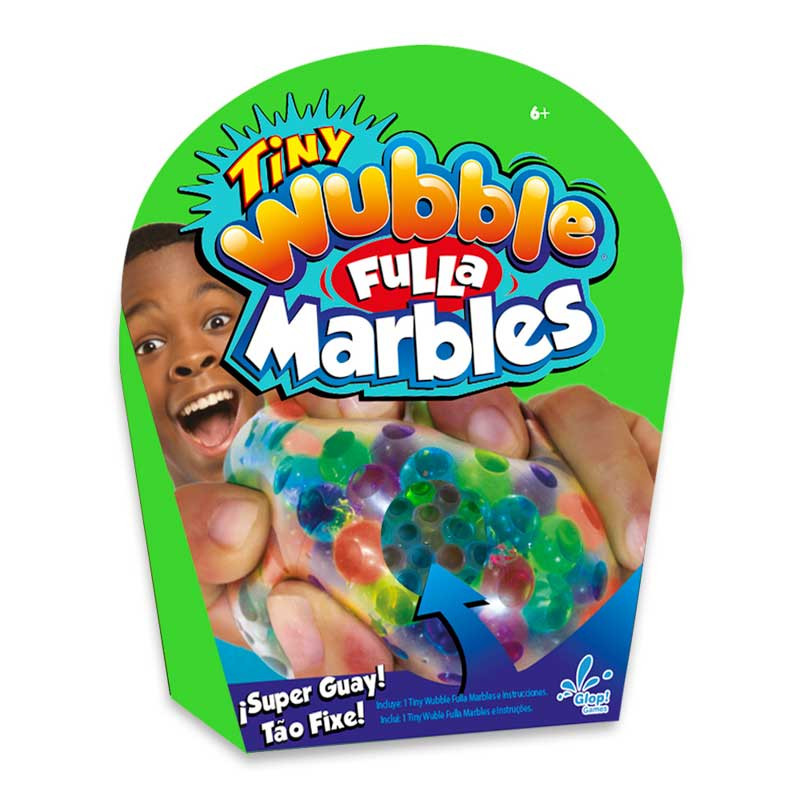 Borbulha Wubble Tiny Marble