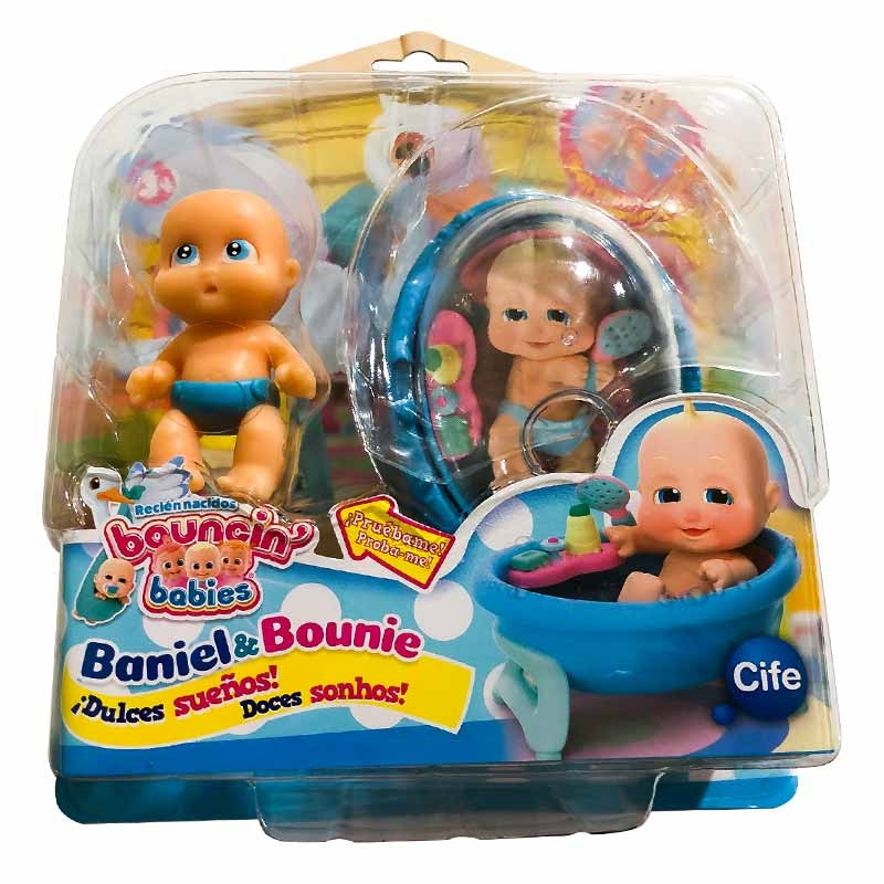 Bouncin Babies boneco Doces sonhos Beach
