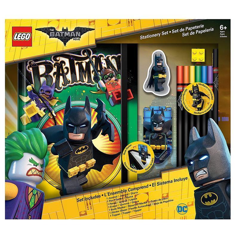 LEGO Batman Movie agenda e acessórios