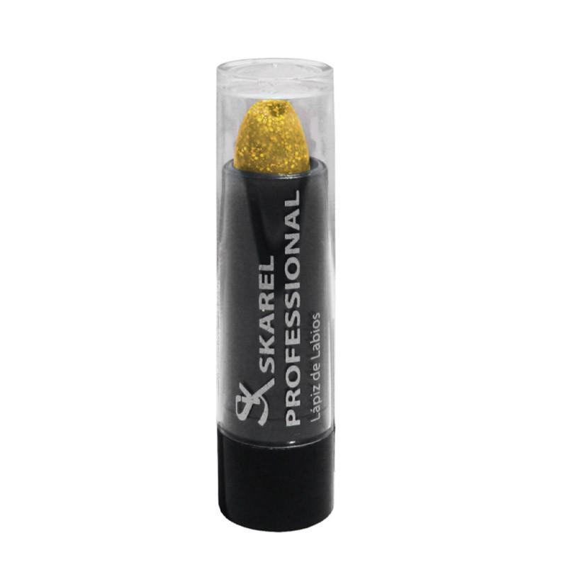 Lápis de Lábios Glitter Dourado