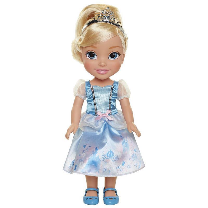 Boneca Cinderela 35cm