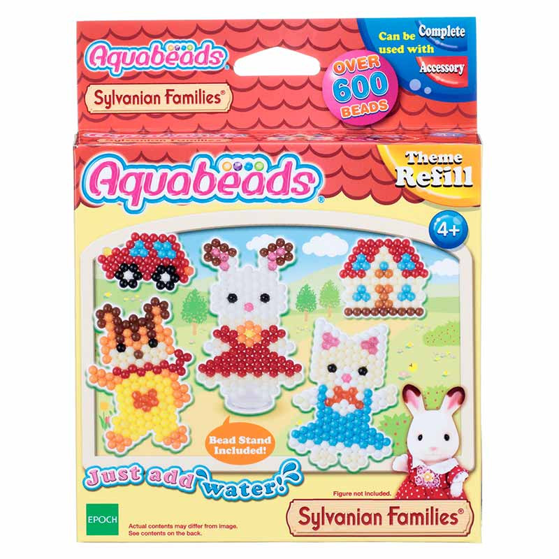 Aquabeads set personagens Sylvanian Families