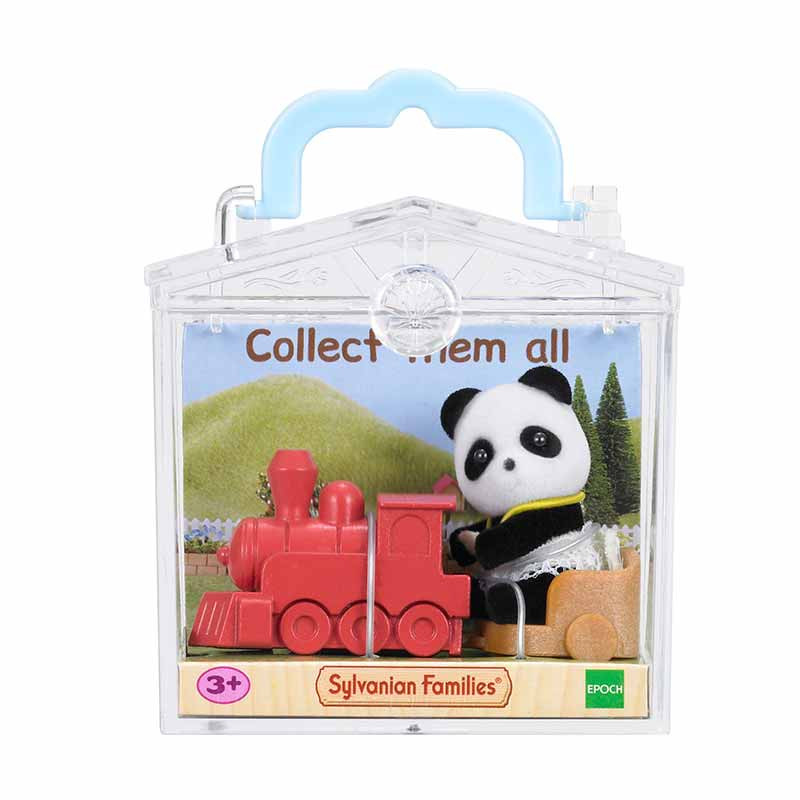 Sylvanian Families bebé para levar R2 urso panda
