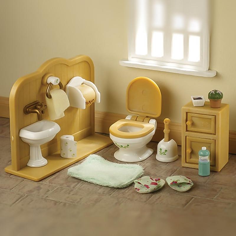 Conjunto de Toalete Sylvanian Families