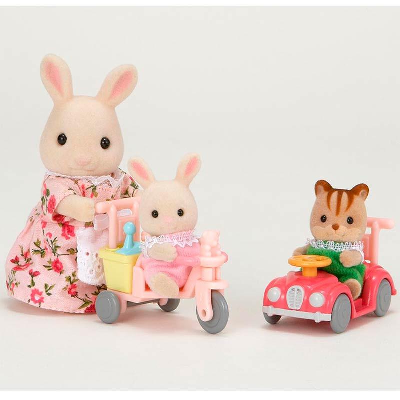 Sylvanian Families carrinho de brincar do bebé