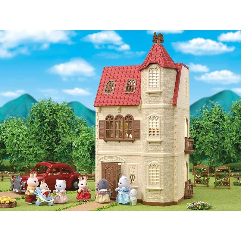 Sylvanian Families A Casa da Torre