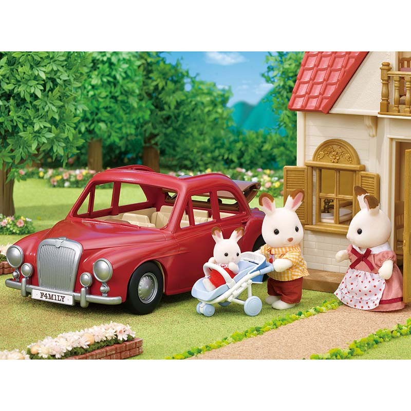 Sylvanian Families Carro familiar