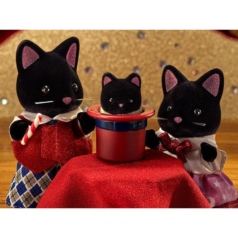 Família Gato da Meia-Noite
