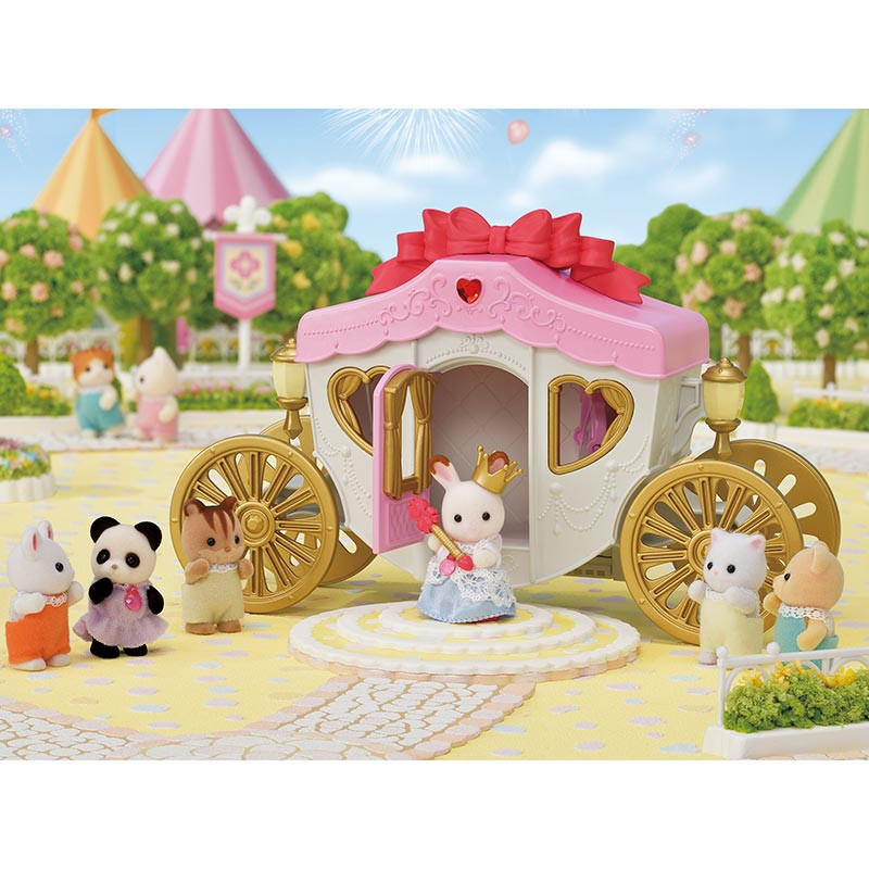 Sylvanian Families Conjunto Royal Carriage