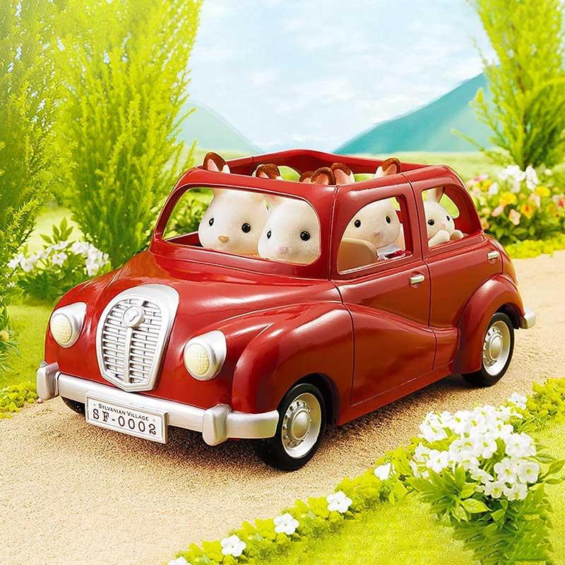 Sylvanian Families carro familiar