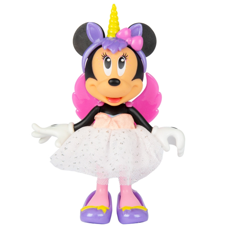 Minnie fashion Boneca Unicornio
