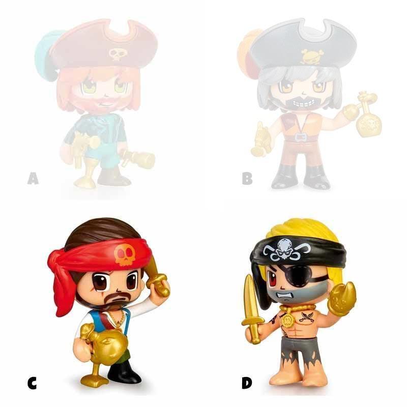 Pinypon Action figura pirata