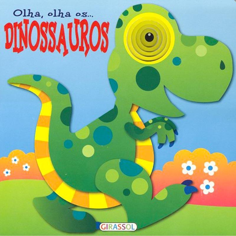 Os dinossauros - col. Olha,olha
