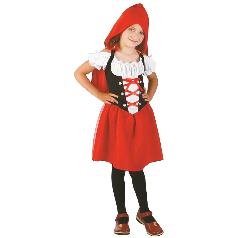 Disfarce menina capa vermelha