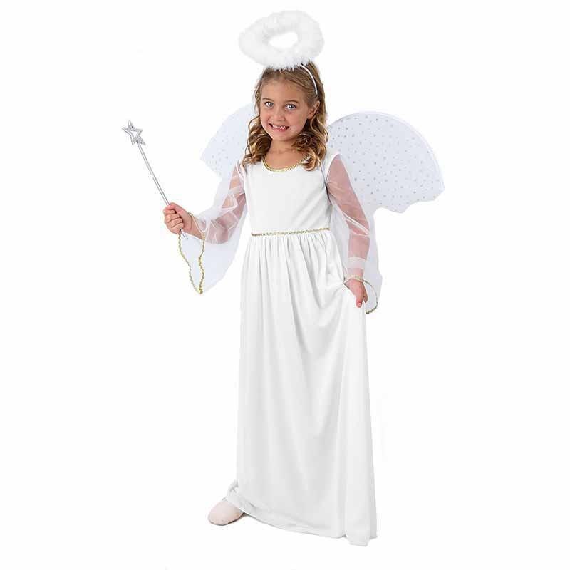Disfarce Anjo Infantil