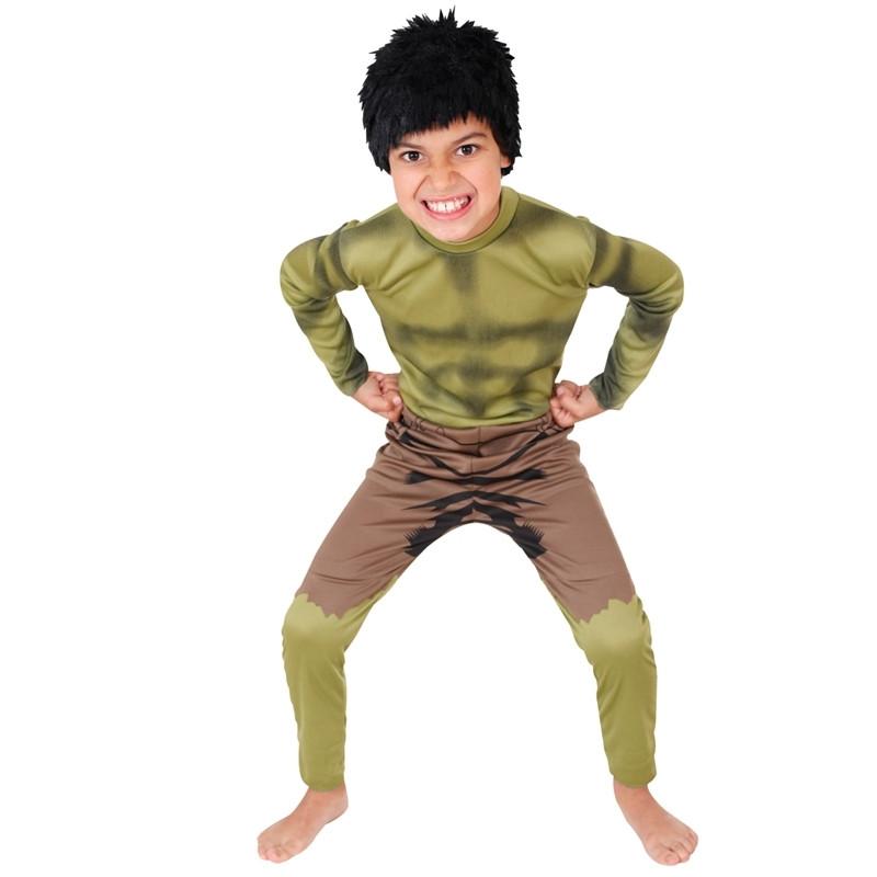 Disfarce Hulk clássico inf