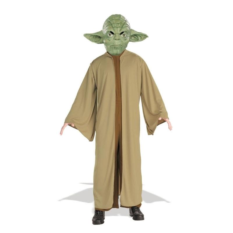 Disfarce Yoda clássico inf