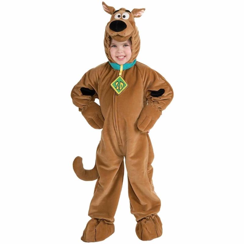 Disfarce Scooby Doo bébé