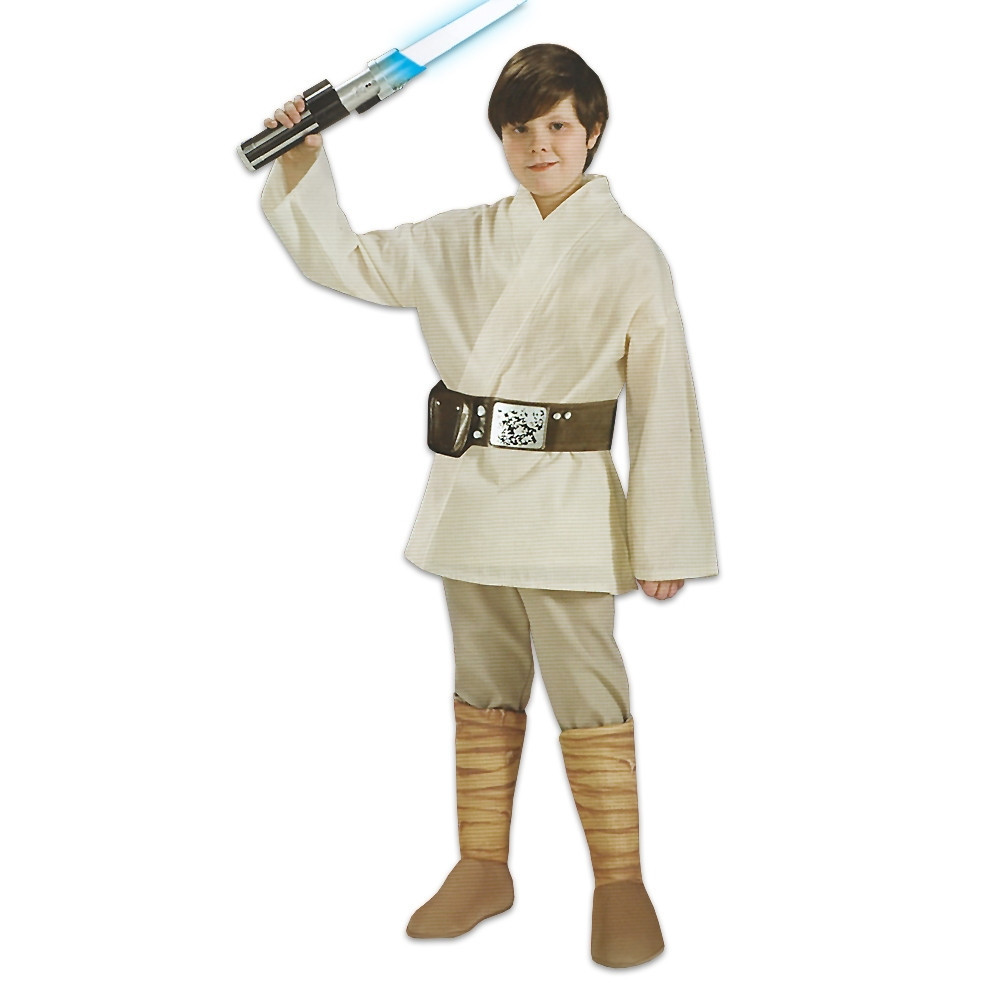 Disfarce Luke Skywalker deluxe inf