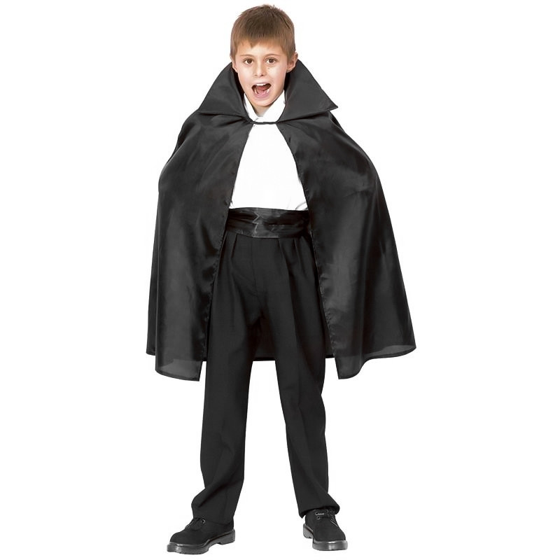 Capa de vampiro infantil
