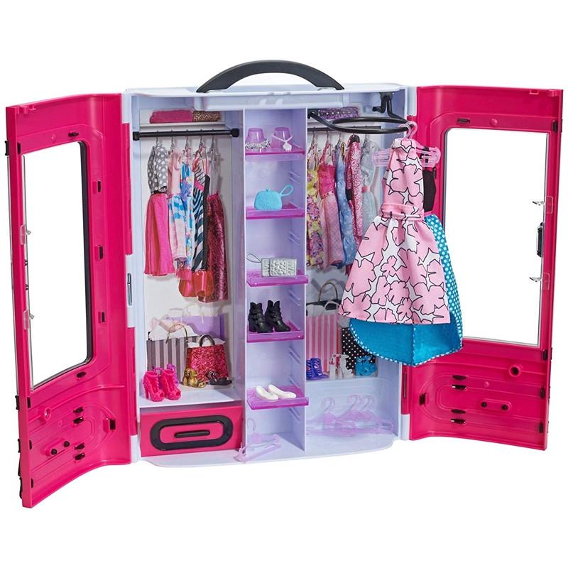 Barbie e o seu armário fashion