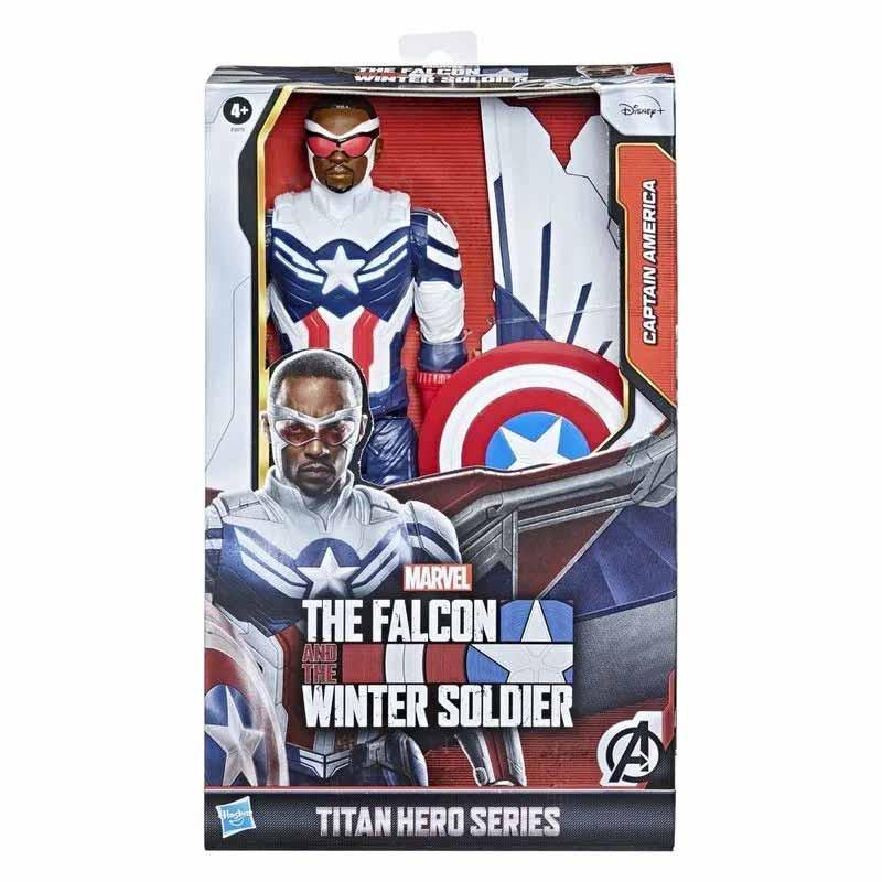 Marvel Avengers Titan Hero Series Captain America