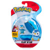 Pokemon Clip N´go Piplup + Dive ball
