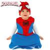 Disfarce Spiderman Bebé