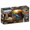 Playmobil Dinos Uncle Rob: Armamento para batalha