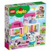 Lego Duplo casa y cafetería de Minnie