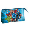 Estojo triplo Avengers