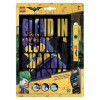 LEGO Batman Movie Batgirl agenda com caneta