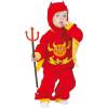 Disfarce Diabinho Bebé Halloween