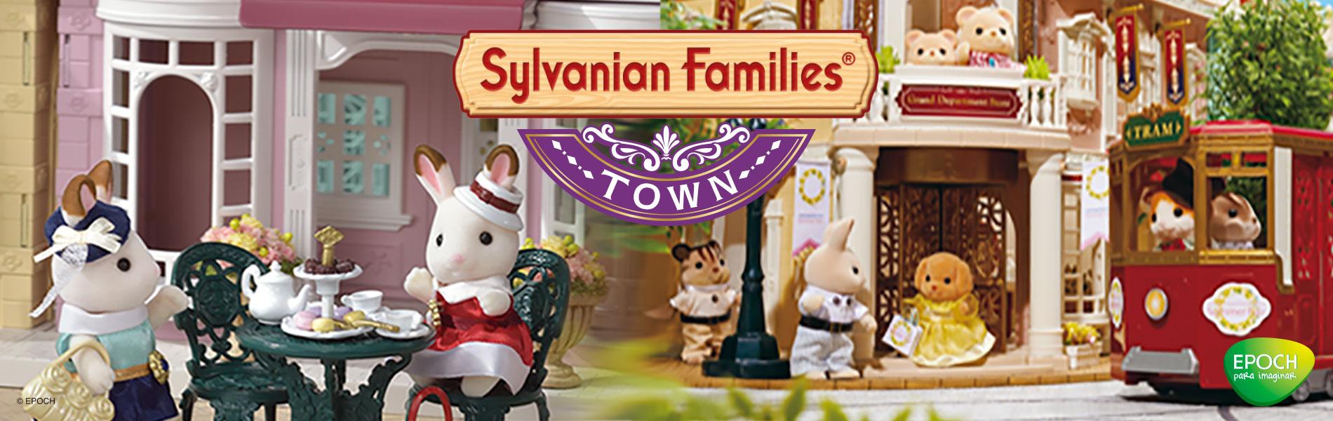 Brinquedos Sylvanian Families